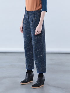 Boyfriend trousers